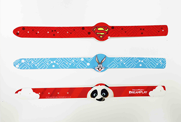 nfc disney silicon wristband